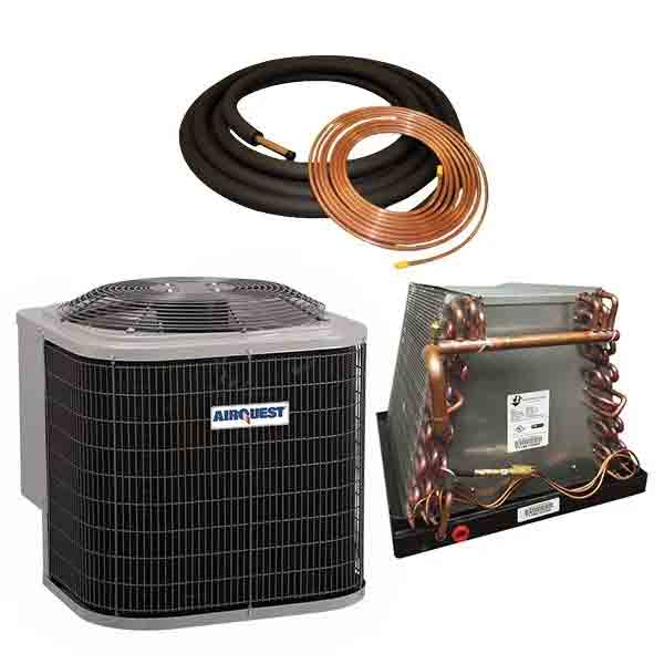 AirQuest Mobile Home AC and Heat Pump
