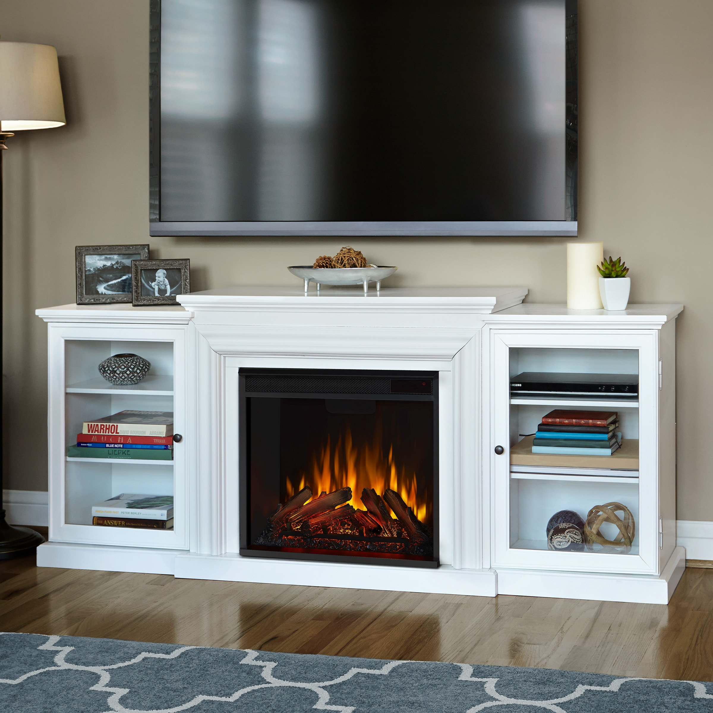 Electric Entertainment Package Fireplaces