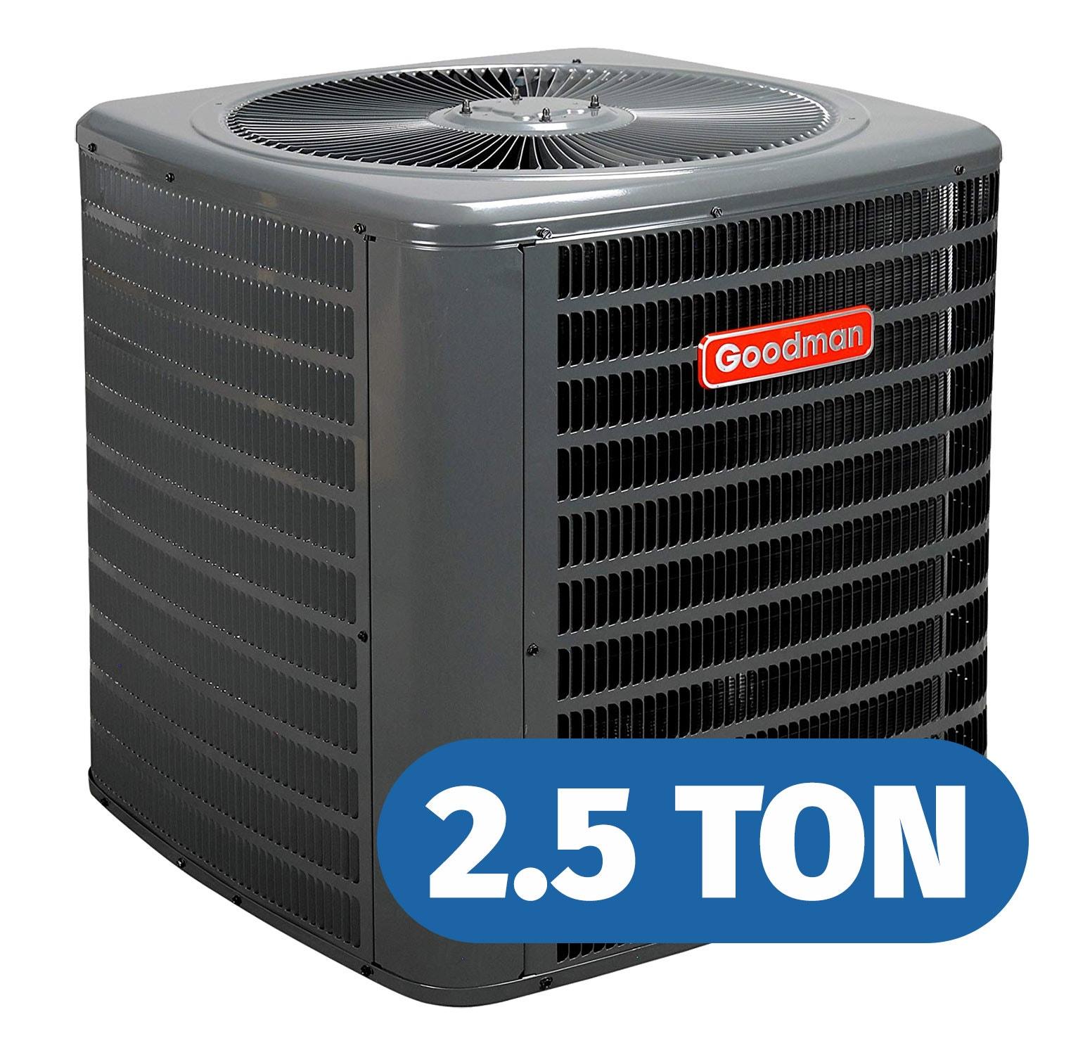 Goodman 2.5 Ton Heat Pumps