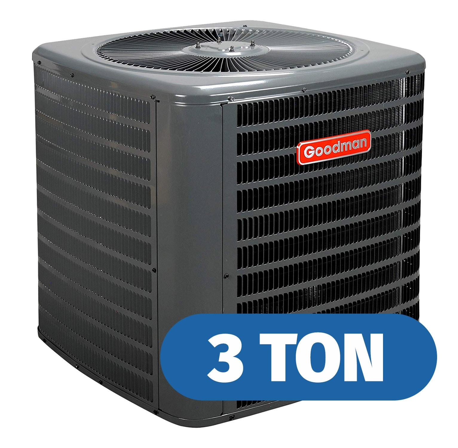 Goodman 3 Ton Heat Pumps