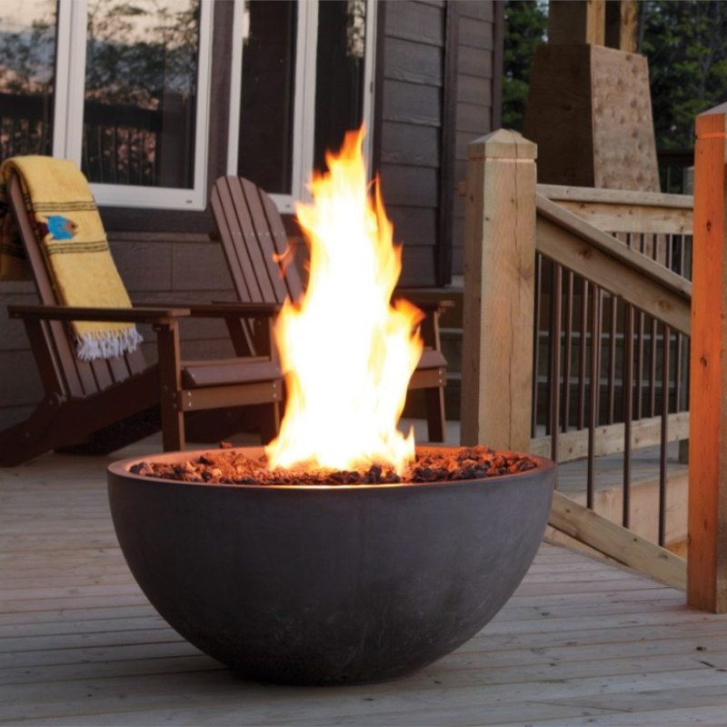 Kingsman Outdoor Fireplaces and Fire Pits