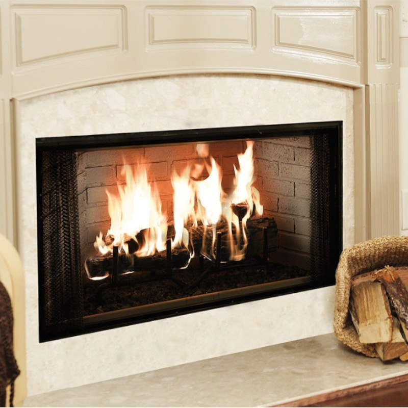 Majestic Indoor Wood Fireplaces