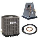 Style Crest Heat Pump and Coil System