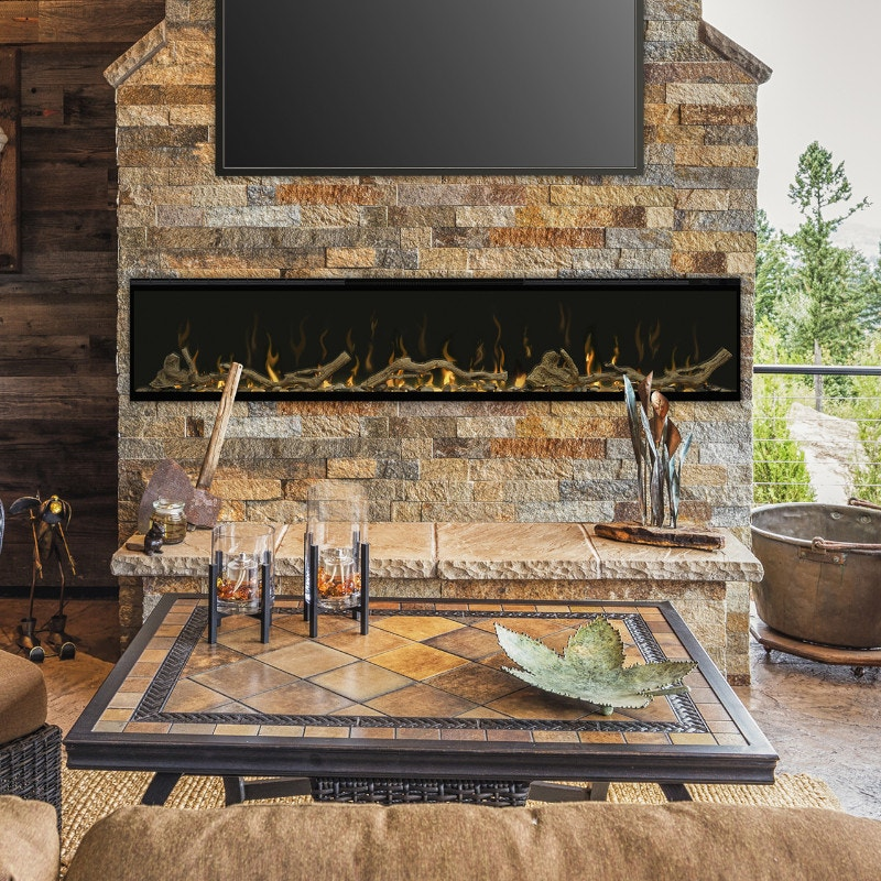 Electric Wall Hanging Fireplaces