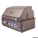 Lion L90000 Gas Grill and Cart Combo